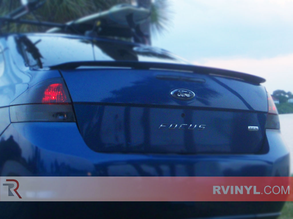 hight resolution of ford focus 2008 2011 tail light tints