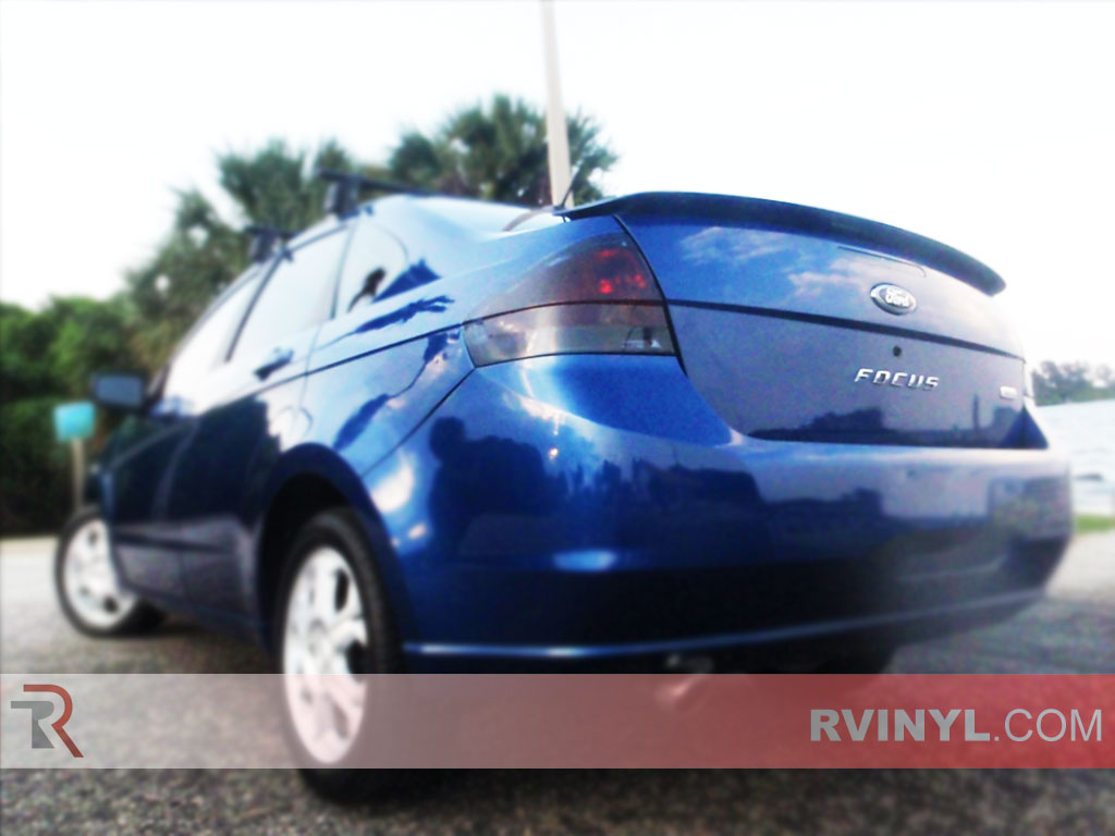 hight resolution of ford focus 2008 2011 smoked tail lights