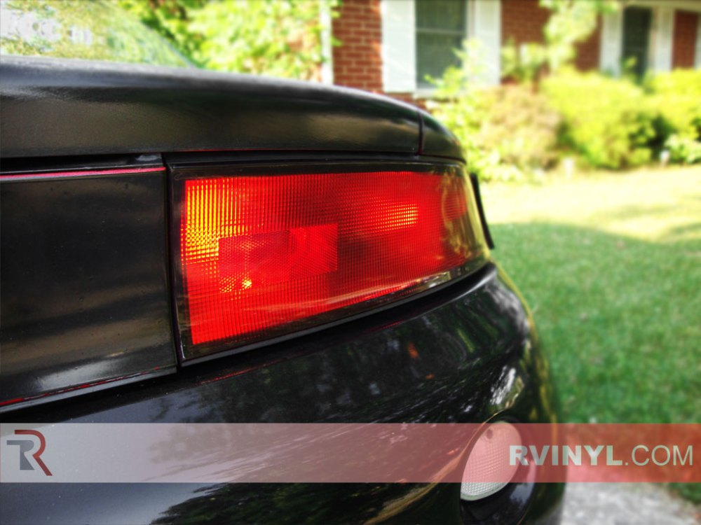 medium resolution of mitsubishi eclipse 1995 1999 blackout tail lights
