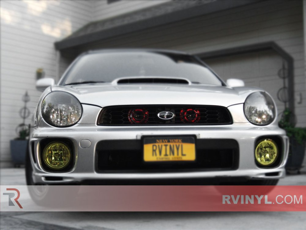medium resolution of subaru wrx 2002 2003 headlight covers
