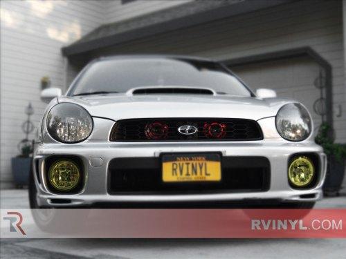 small resolution of subaru wrx 2002 2003 headlight covers