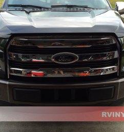 stephen s 2015 ford f150 with smoke rtint headlight tints [ 1024 x 768 Pixel ]