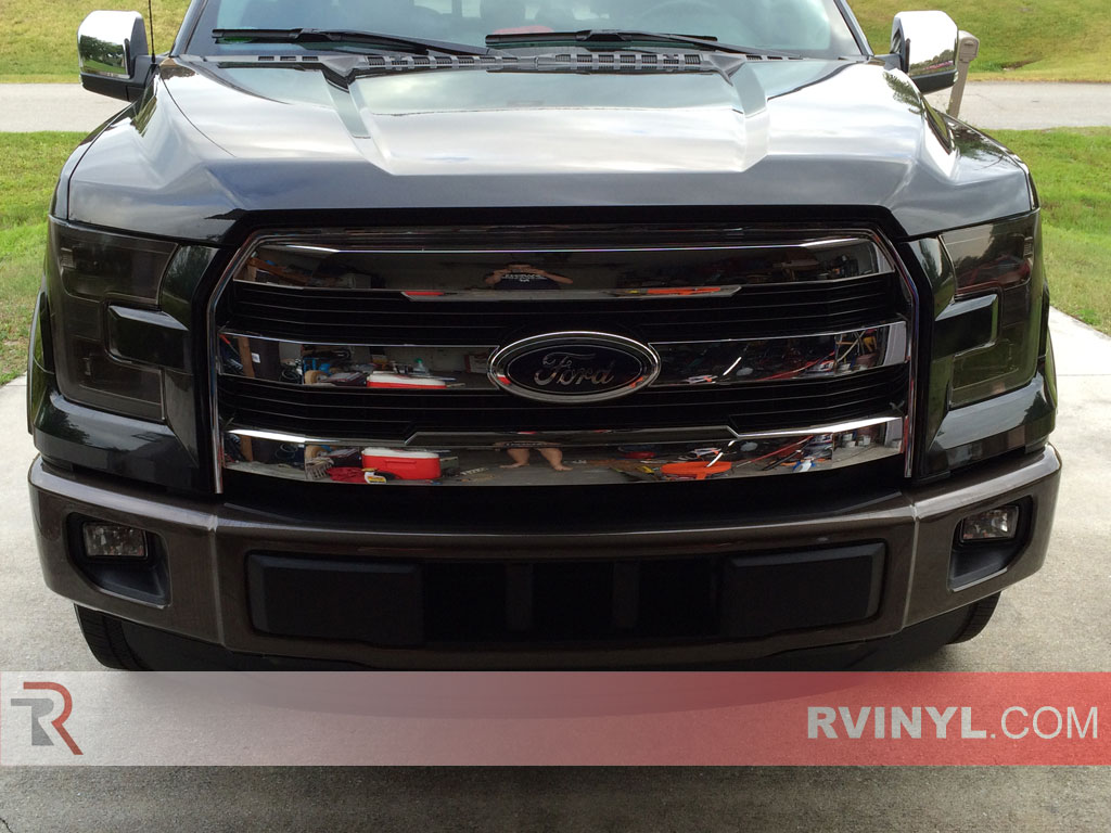 hight resolution of stephen s 2015 ford f150 with smoke rtint headlight tints