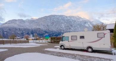 Campervakantie ook in de winter populair