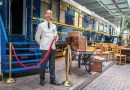 Beroemde restauratierijtuigen samengebracht in Spoorwegmuseum