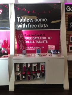 T-Mobile - Free Data