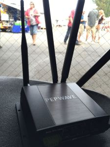 The Pepwave MAX BR1 -