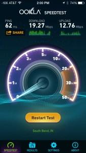 speedtest - omnilynx