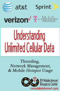 Guide to Unlimited Cellular Data Plans
