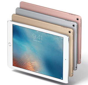 All current cellular iPad models support all three of Sprint's LTE bands.