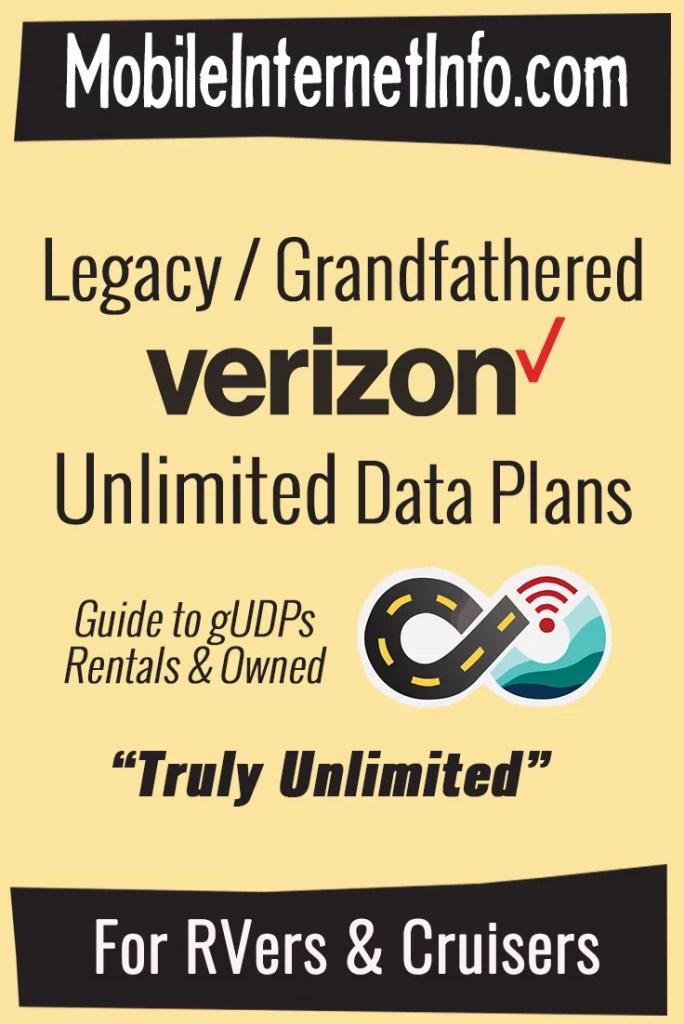Navigating Verizon Grandfatheredlegacy Unlimited Data Plans
