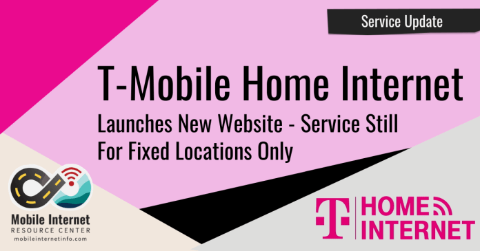 T Mobile Home Internet 50 Month Unlimited Lte But Is It Rv Mobile Friendly Mobile Internet Resource Center