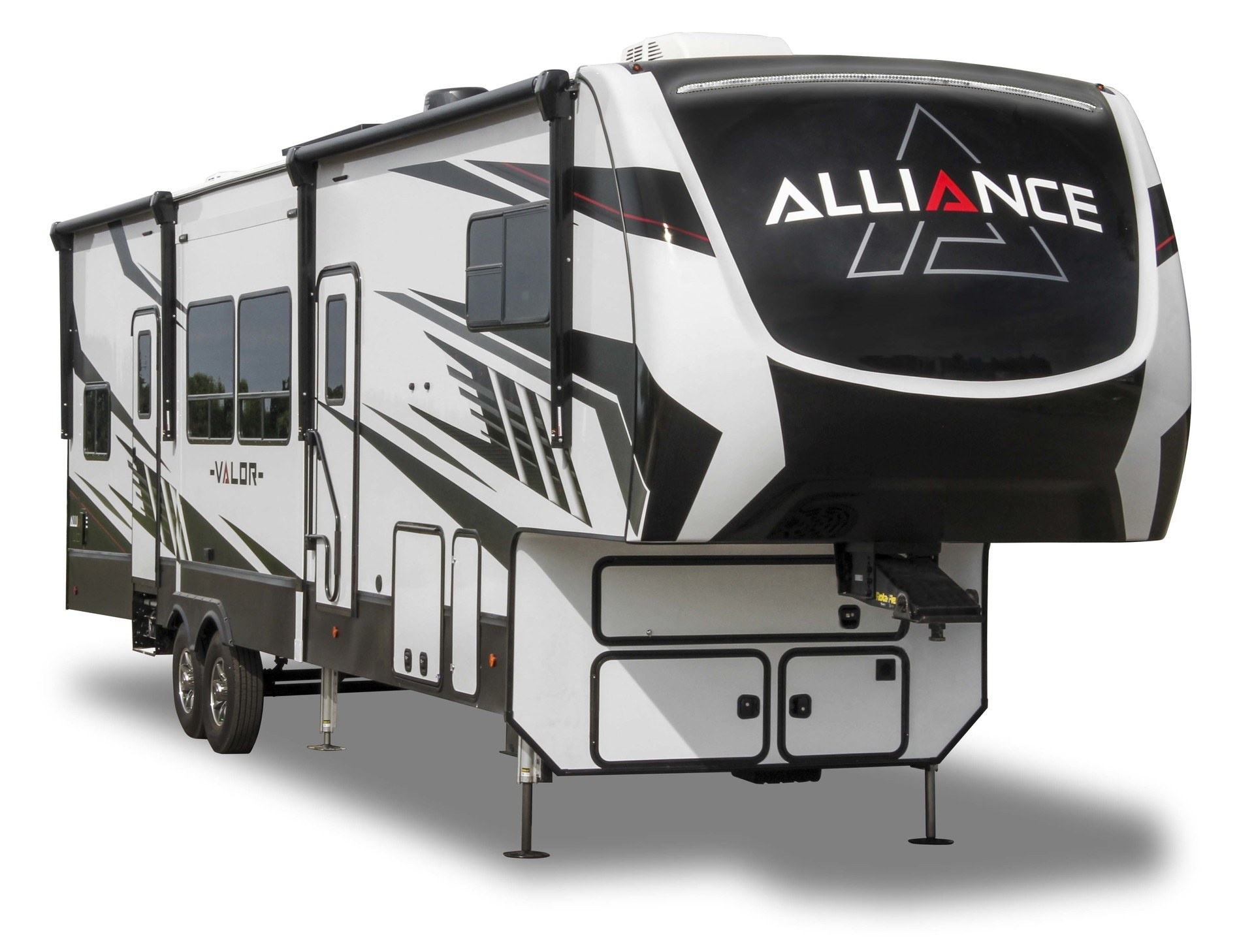 alliance rv introduces new toy hauler