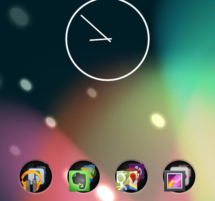 My Verizon Galaxy S3 the Way I Want It, the Way Google Intended!