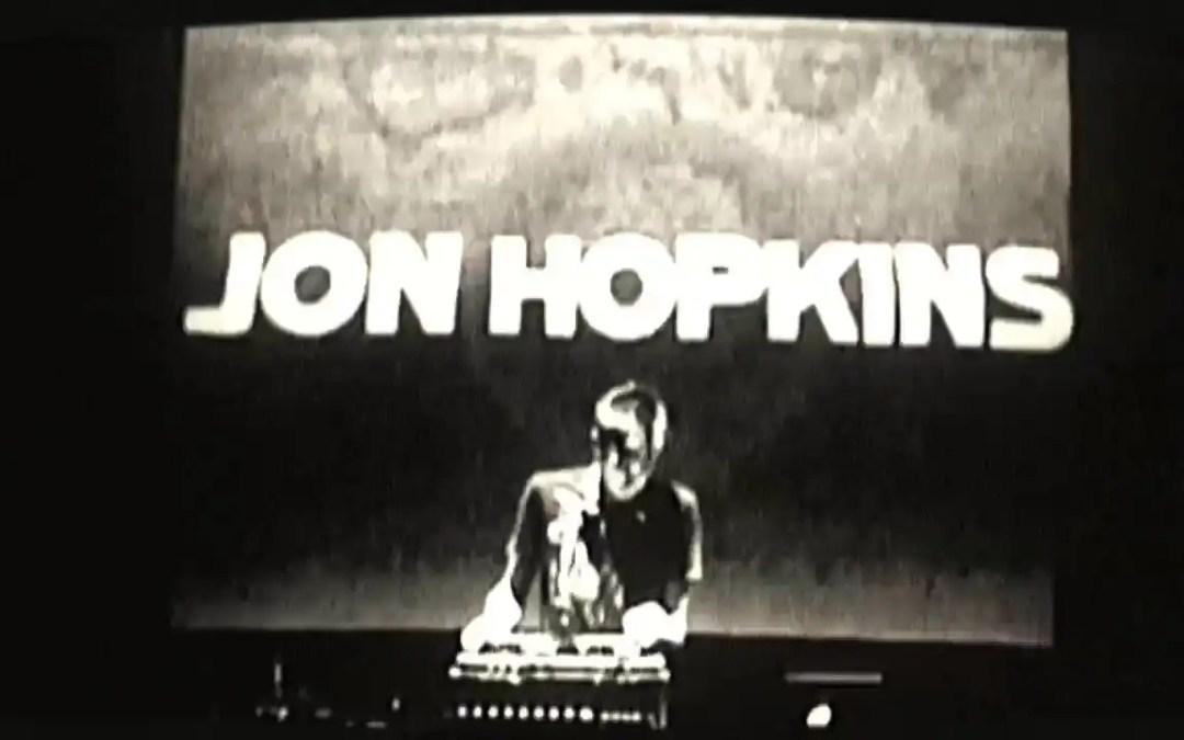 Jon Hopkins – Live in the Boiler Room