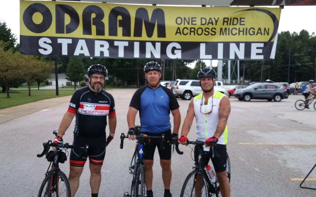 One Day Ride Across Michigan – ODRAM