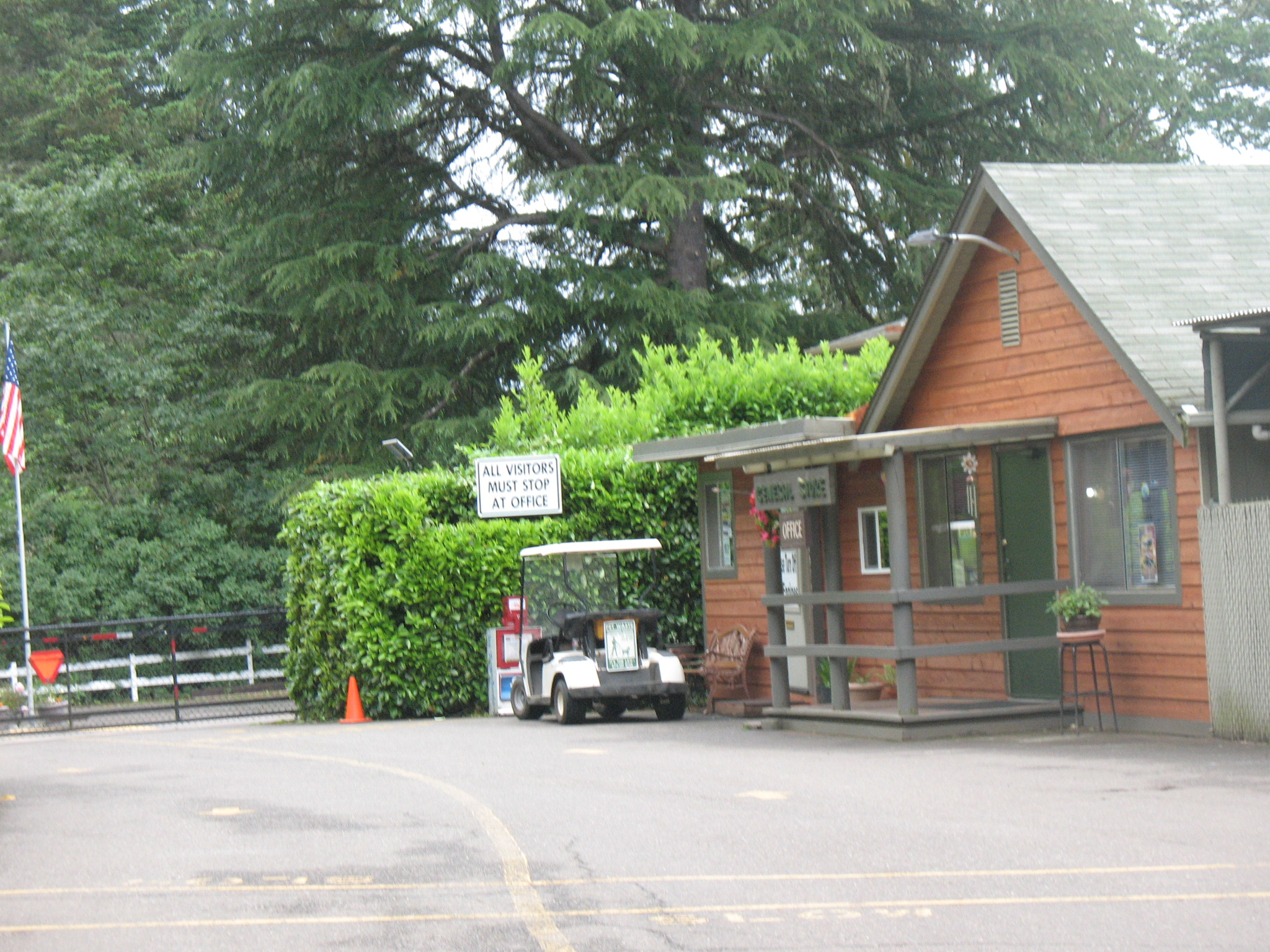 Twin Rivers Vacation Park Roseburg Or Rvparking Com