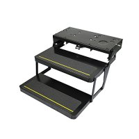 Lippert Components 372261 Electric Step (Step 32 Series Double Tread)