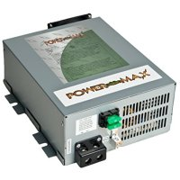 PowerMax PM4 100A 110V AC to 12V DC 100 Amp Power Converter with Built-In 4 Stage Smart Battery Charger