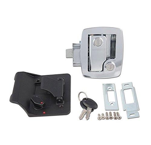 "8 Keys 4pk Keyed Alike Replacement 3//4/"" Cabinet Cam Lock Toolbox Safe Drawer"