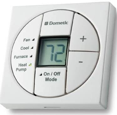 Dometic Ac Wiring Diagram Dometic 3313189 049 Single Zone Lcd Thermostat And Control