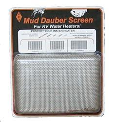 Water Heater Screen Facias
