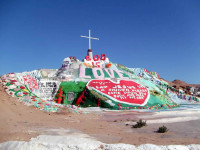Salvation Mountain - Slab City