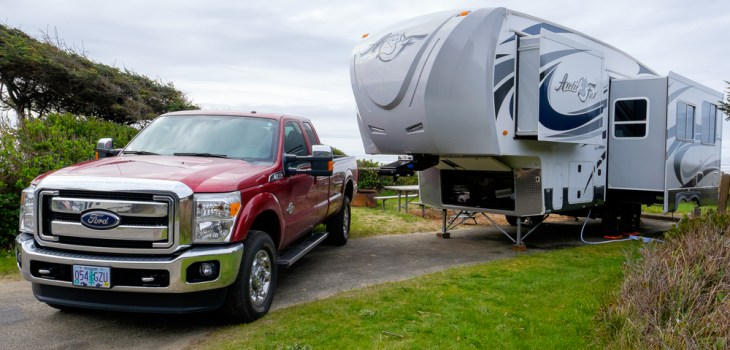 fifth wheel rentals