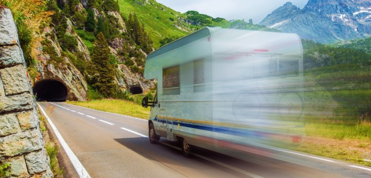 dollar rv rental