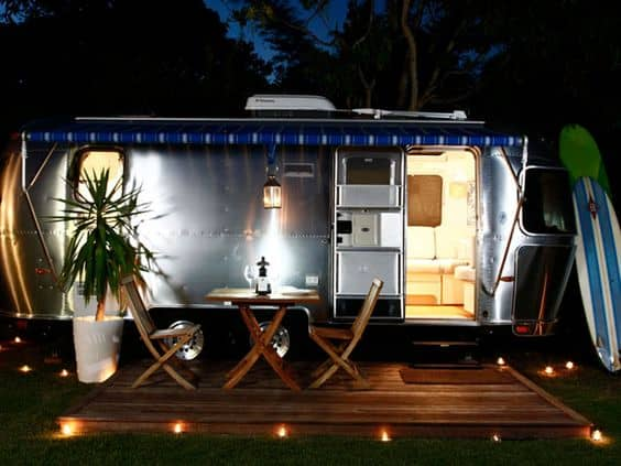 Create an Amazing Outdoor Living Space at Your RV Campsite