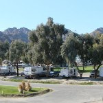 Lake Cahuilla Recreation Area RV Parking