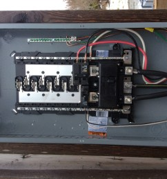 electrical 200 amp rv sites sub panel [ 2592 x 1936 Pixel ]