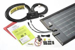 PowerFlex 100 Watt RV Solar Panel