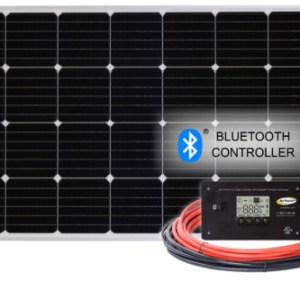Overlander 190 watt rv solar kit