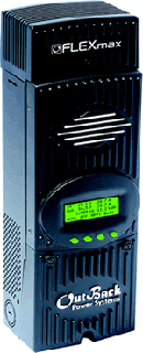 Outback FlexMax 60 amp Charge Controller