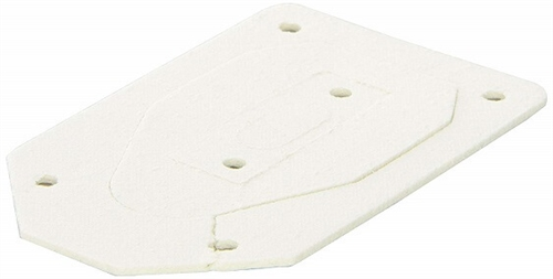 Suburban 071076 Furnace Burner Access Door Gasket For NT