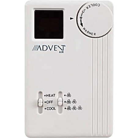 Analog Thermostat Wiring Diagram Advent Air Acth11 Analog Air Conditioner Furnace Thermostat
