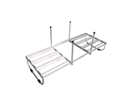 Swagman 80550 Pop-Up Trailer Roof Mount Bike Rack