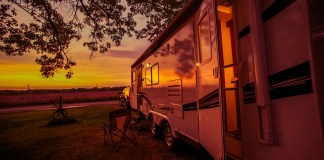 Saving energy when camping in your RV