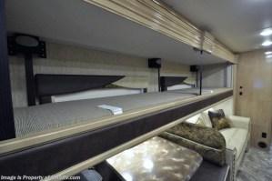 2018 Coachmen Sportscoach 408DB bunk / storage