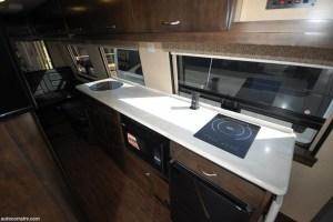 2017 Coachmen Galleria 24TD cooking