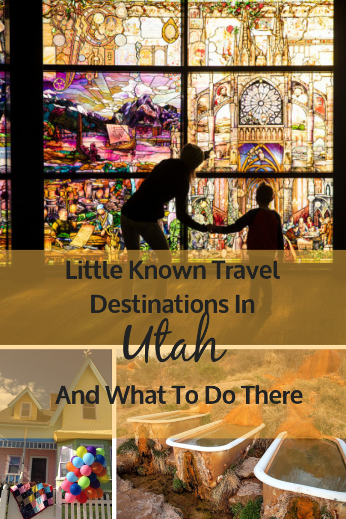 Little Known Travel destinations in Utah and what to do there! Utah has so many sights to see and things to experience, that you probably never knew about!