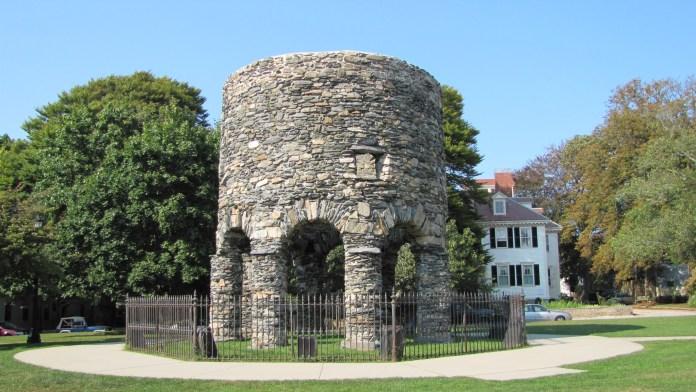 Newport Tower- Newport, Rhode Island