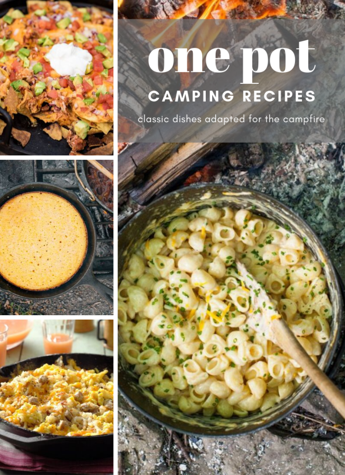 Are you drooling yet? Us too. There are certain sacrifices that go along with the RV life, but enjoying your favorite classic meals doesn't have to be one of them. Try one (or a few!) of these tasty one pot camping recipes to make sure your next meal over the fire is a hit. Bon appetit!