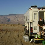 Dry Camping On Public Land Near California S Anza Borrego Desert State Park Rv Wheel Life