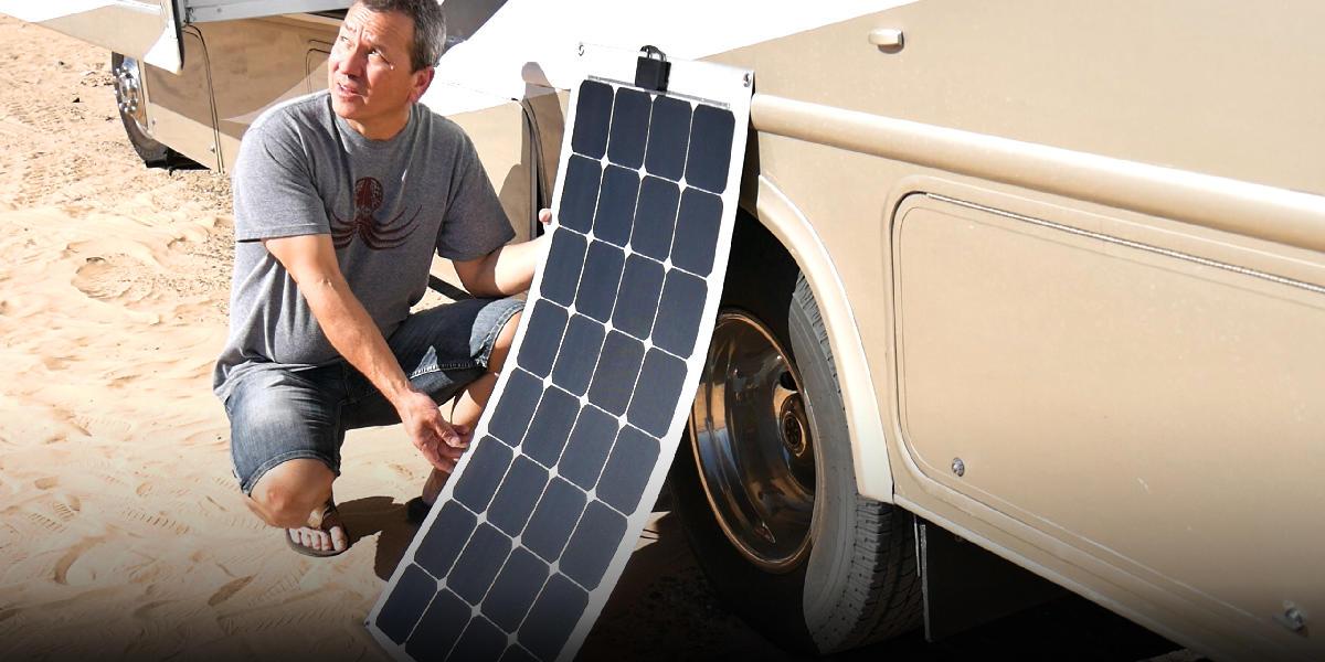 DIY Portable Solar Panel - RVWITHTITO