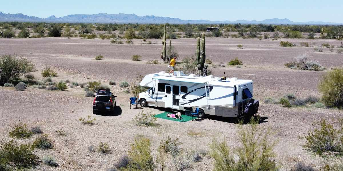 RVWITHTITO - Practical Boondocking Tips and Advice
