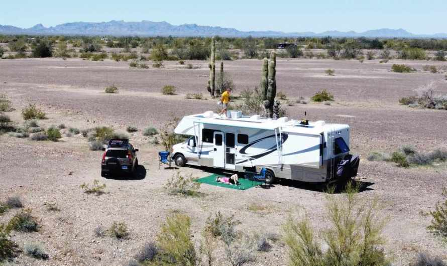 RV Boondocking Tips for Newbies