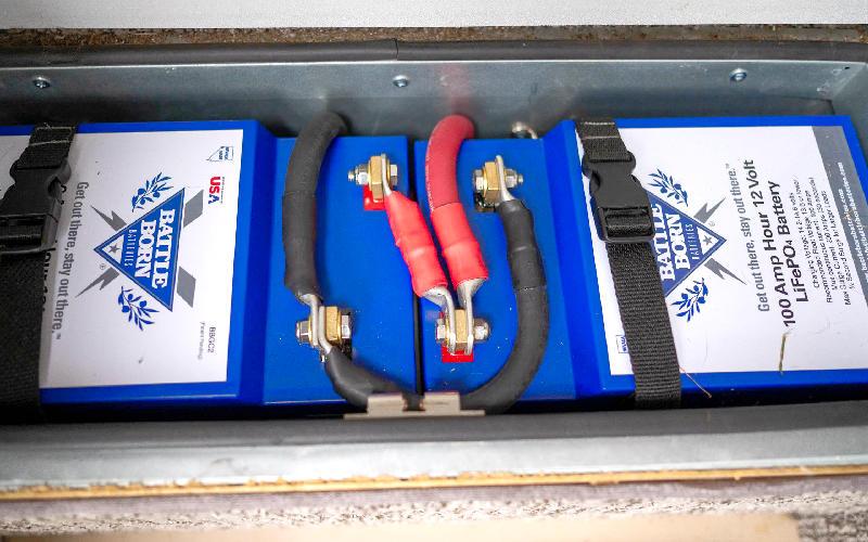 Battle Born Lithium Drop In Replacement Batteries