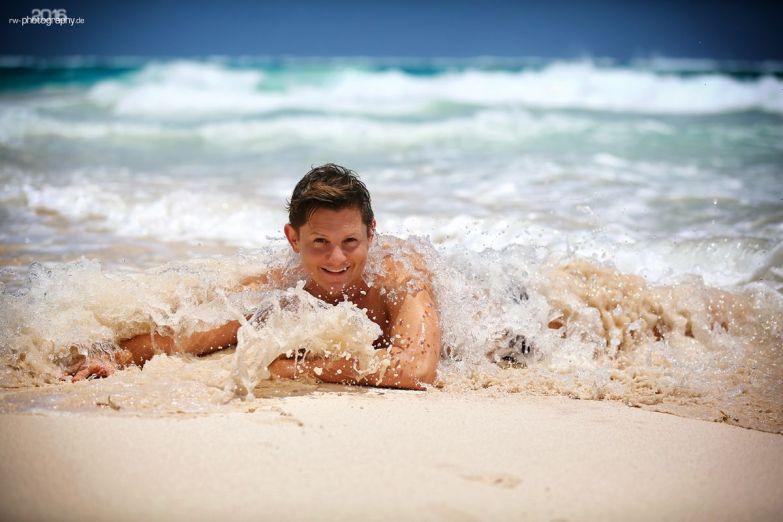 Beachshooting auf Barbados